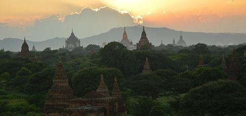 2 semaines au Myanmar