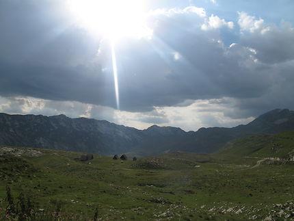 Montagnes noires