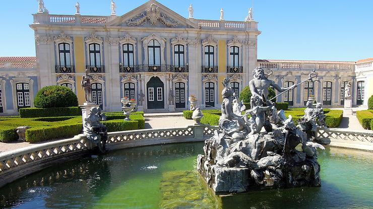 Palais de Queluz, Portugal