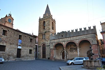 Piazza Margherita à Castelbuono