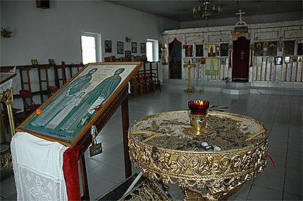 Chapelle Myrina