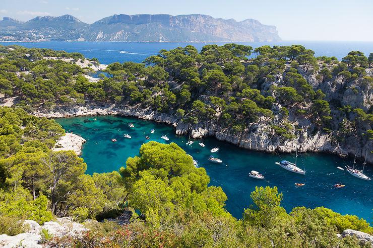 Calanques de Marseille et Cassis... on dirait la Grèce !