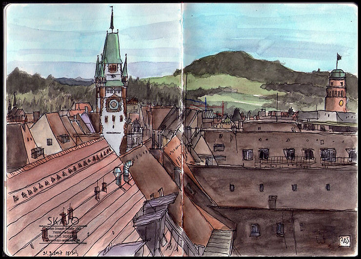 Freiburg, Allemagne
