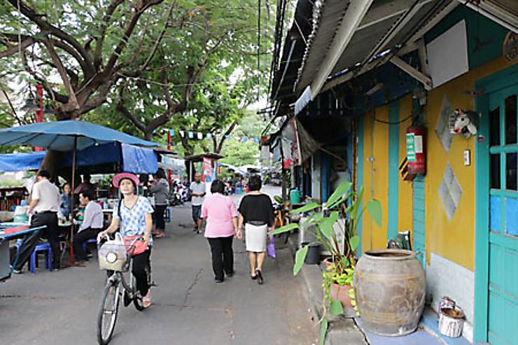 Banglamphu, le quartier autour de Khao San