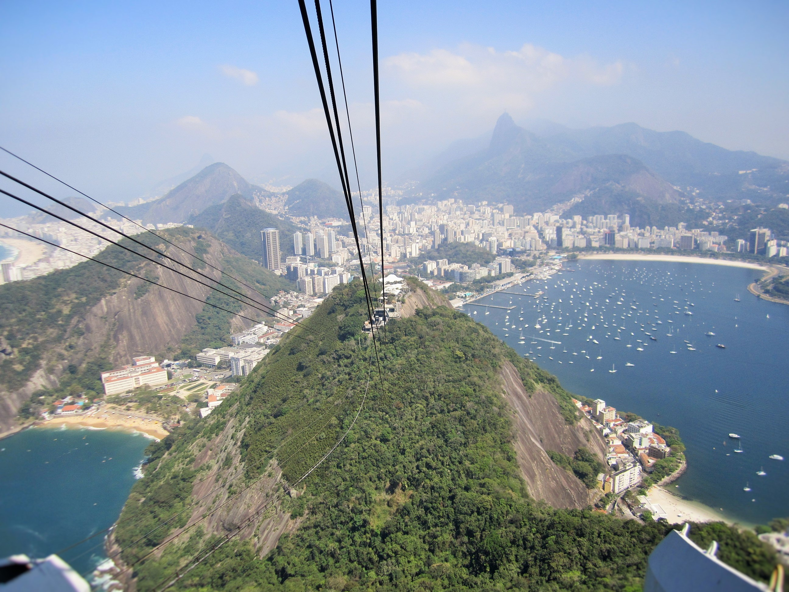 Pain de Sucre (Pão de Açúcar) - Rio de Janeiro