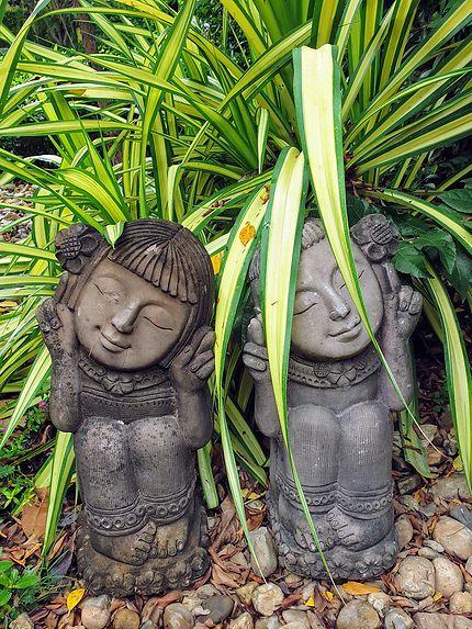 Magnifique statuette Thaï