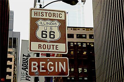 Route 66 KM 0