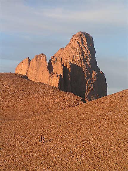 Coucher de soleil sur l'Atakor