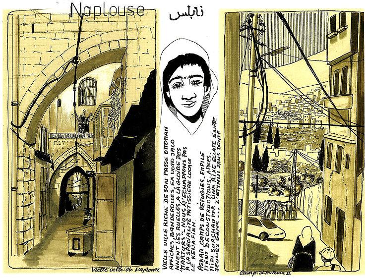 Naplouse, Palestine
