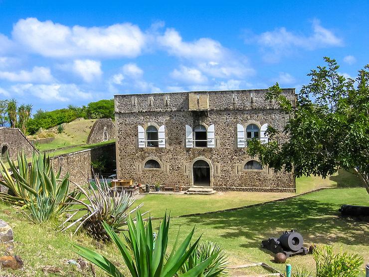 Les Saintes, une île marquée par l'histoire