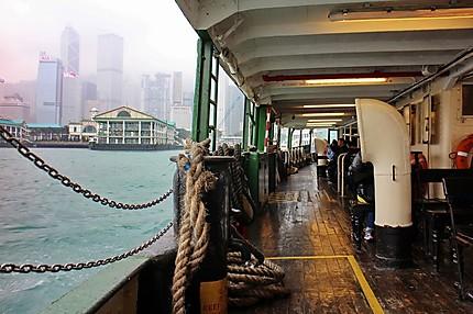Star Ferry Hong Kong Bay