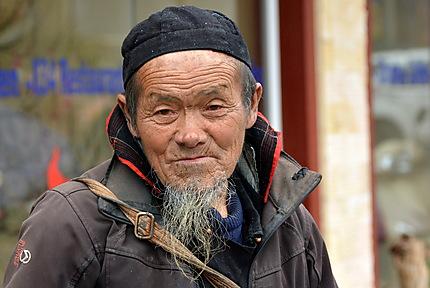 Portrait de paysan du nord