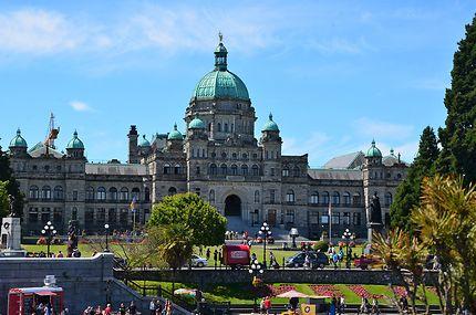 Parlement provincial, Victoria