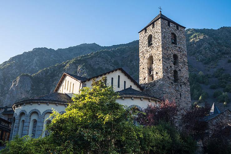 Découvrir la vieille ville d'Andorre et la Casa de la Vall