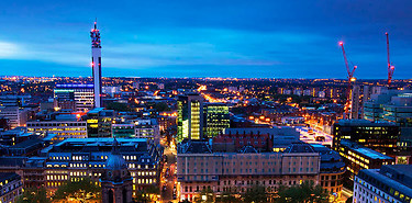 Séjour linguistique de 3 semaines à Birmingham