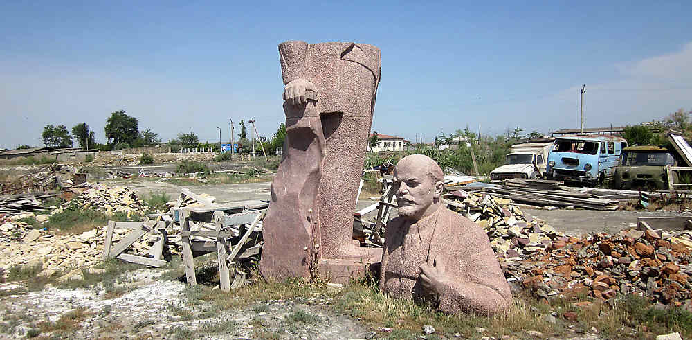 Caucase en voiture : l'Azerbaïdjan
