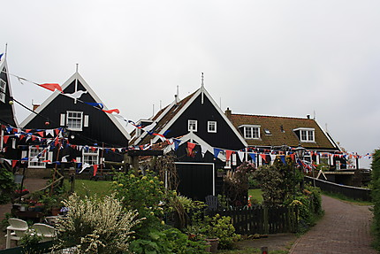 Marken, un village authentique