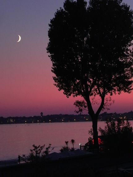 Clair de lune à La Baule
