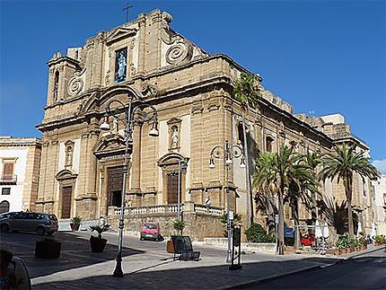 Basilique de la Vierge du Secours de Sciacca