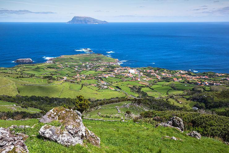 Les Açores de l'Ouest : au bout de l'Europe