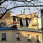 Immeubles anciens de la rue Poissonnière
