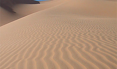 Désert du Ténéré (Sahara)