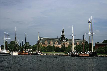 Musée de la grande île de Djurgarden