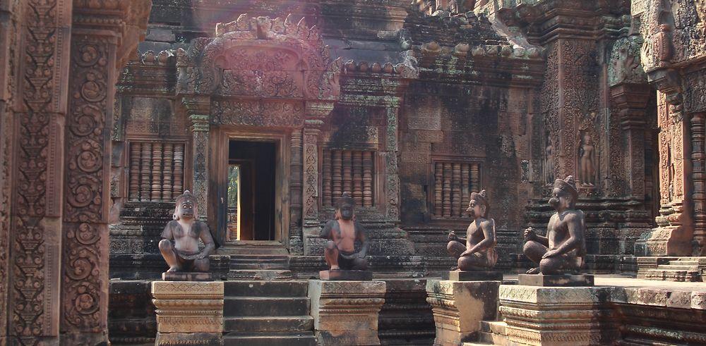 2 semaines au Cambodge fin janvier 2018