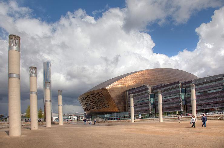 Cardiff Bay : l'empire des loisirs