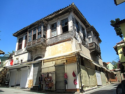 Maison Ottomane à Antalya