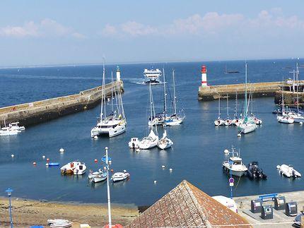 Port de l'Ile de Groix