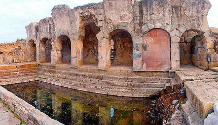 Thermes romaines de Fordongianus