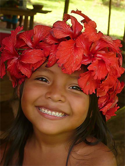 Jeune Embera