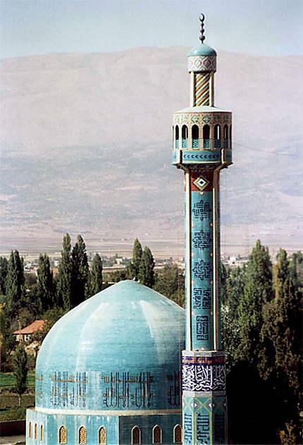 Mosquée à Baalbek