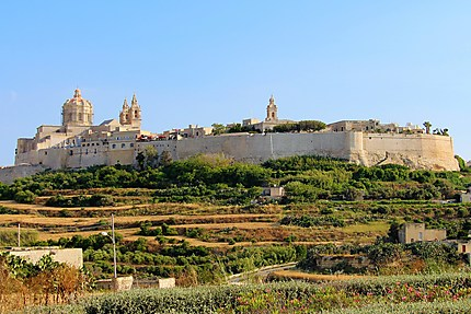 Remparts de Mdina
