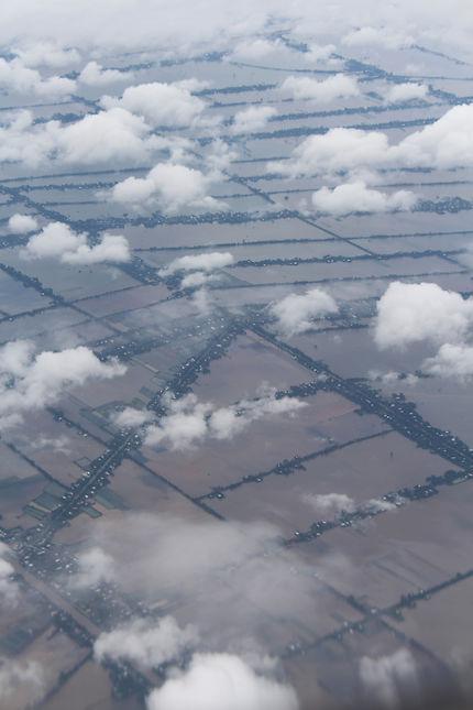 Vu sur le Delta du Mekong