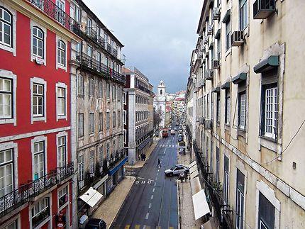 Rue de Lisbonne