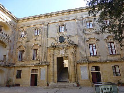 Musée à Mdina, Malte