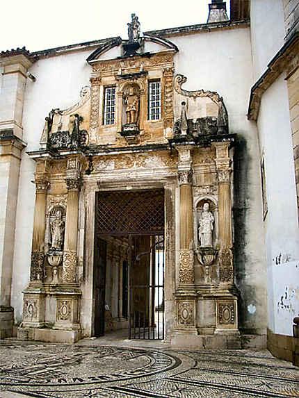 Porta Ferrea Coimbra