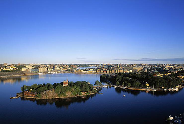 Stockholm, ville verte