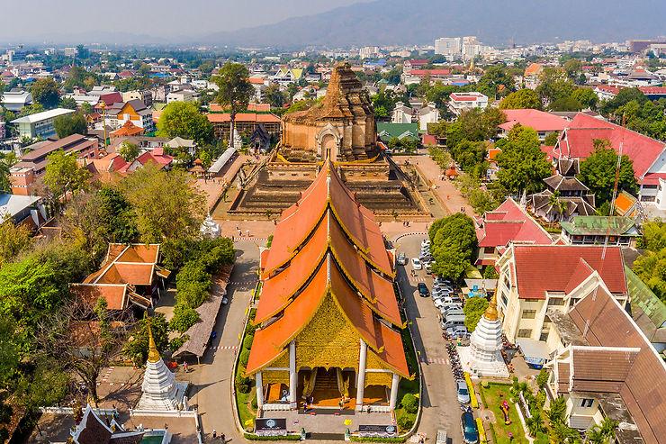 Thaïlande : Chiang Mai, la Rose du Nord