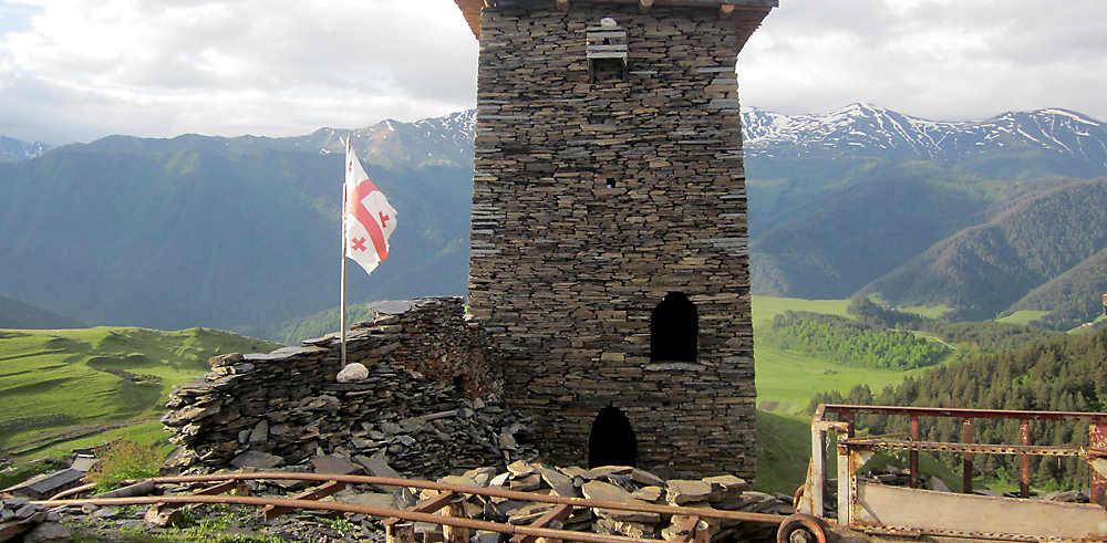 Caucase en voiture : la Géorgie