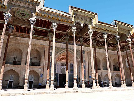 La mosquée Bolo Haouz
