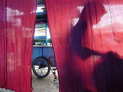 Bajawa, le fantôme du warung