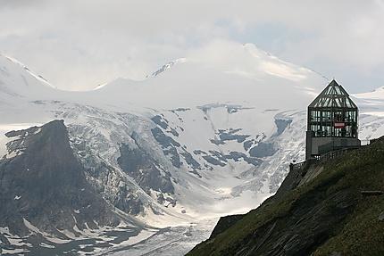 Glacier le Pasterze