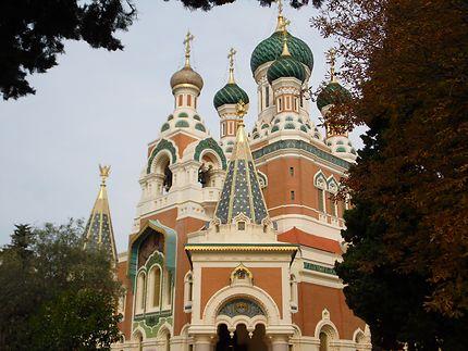 Cathédrale Orthodoxe St-Nicolas de Nice