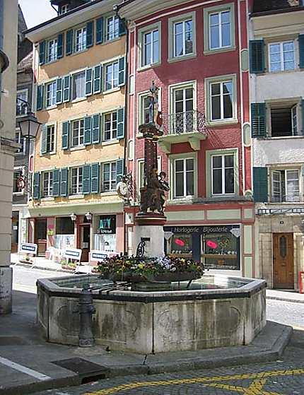 Porrentruy ( Jura Suisse )