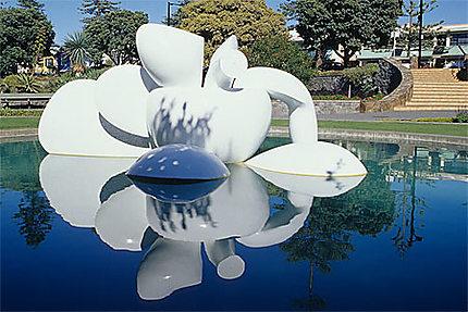 Fontaine de Sunken Gardens