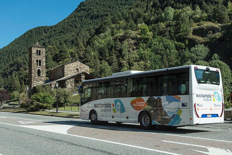 Le bus touristique