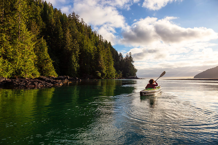 Canada : Vancouver Island, l'île aux trésors